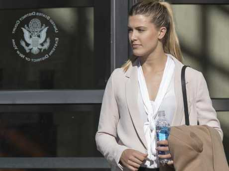 Eugenie Bouchard: Tennis star wins US Open concussion lawsuit