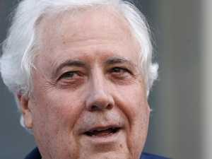Palmer makes shock return to politics