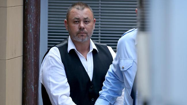 Steven Fesus has been jailed for a minimum of 16.5 years for the murder of his young bride. Picture: Toby Zerna