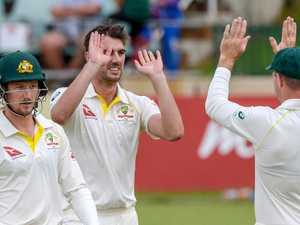 Quicks dominate in Australia tour opener