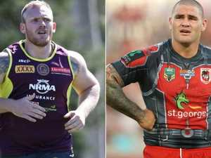 Reformed bad boy Packer backs Lodge's NRL return