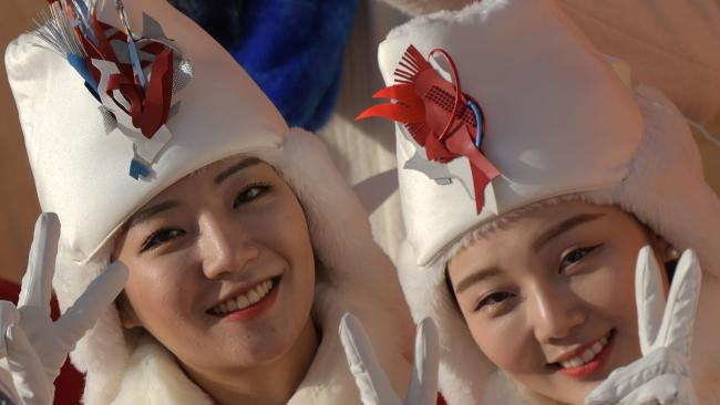 A defector says there's more to life as a North Korean cheerleader than what we see. And it's not good.