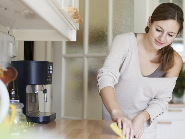 Are your cleaning methods really killing bacteria? Picture: iStock
