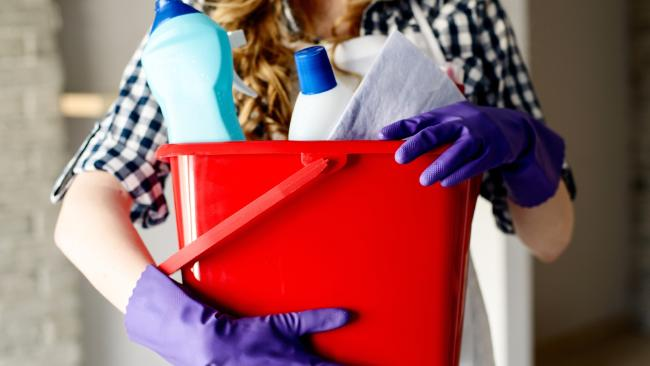 Antibacterial wipes are not the most effective way to destroy germs. Picture: iStock.