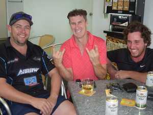 Damien Brescher, Justin Fraiser and Declan Fraiser.