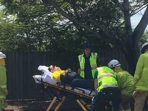 Toolooa St crash