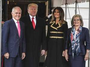 Trump keen to visit Australia