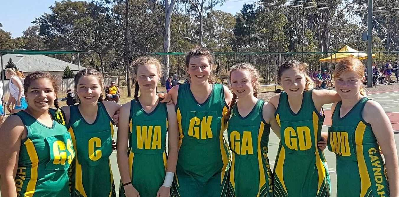 SEASON TO START: The Gayndah Netball team are looking for more players for the 2018 season.
