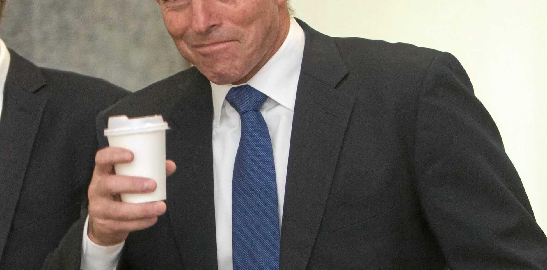 Former PM Tony Abbott