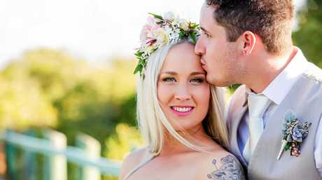 WINNER: Photographer Lou O'Brien won first place in the 2018 Sunshine Coast Bride Choice Awards.