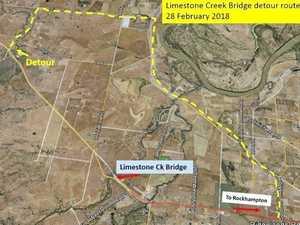 Damaged Rocky bridges to undergo repairs next week