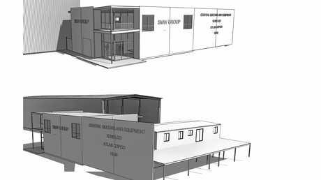 Plans for the SMW Group Parkhurst expansion