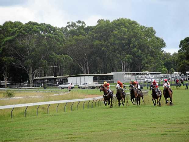 First race meet at Nanango Races