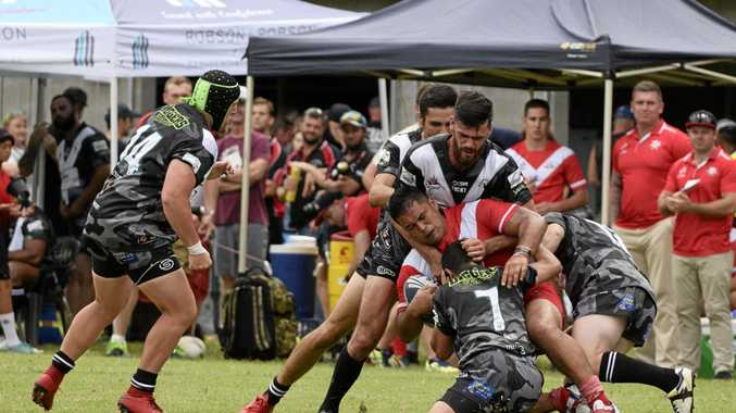 Army Thunder dig deep for charity match win