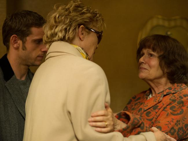 Julie Walters (right) plays a no-nonsense matriarch in Film Stars Don't Die In Liverpool.