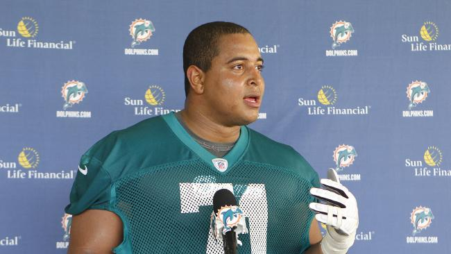 Jonathan Martin was taken into police custody after his Instagram post.