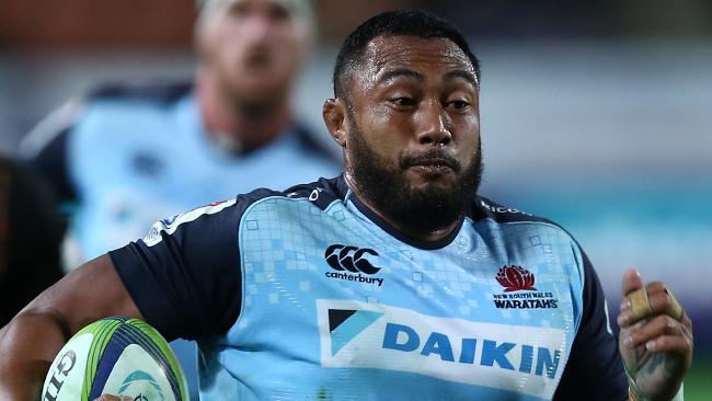 Sekope Kepu will stay in Sydney when the Waratahs tour South Africa and Argentina.