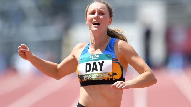 Riley Day is looking to qualify for the World U20 Championships.