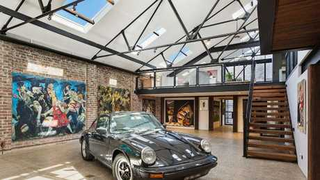 Not a bad place to park your Porsche. Picture: Supplied