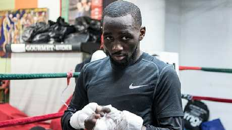 Terence Crawford is seen as one of the best boxer's in the world.