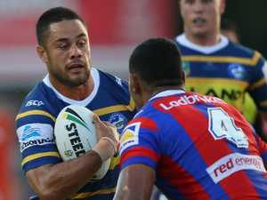 Eels find No.1 as Hayne and French shine