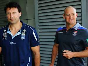Brown recruits Daley to mentor young Knights