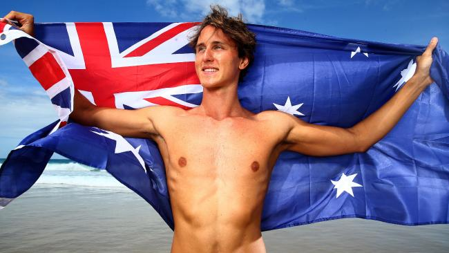Cameron McEvoy brings his talents to the Commonwealth Games trials this week.