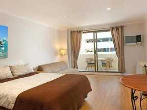 A Manly hotel room sold for over $500,000. Photo: www.realestate.com.au