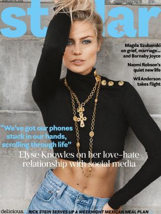 Naomi Robson features in Stellar magazine.