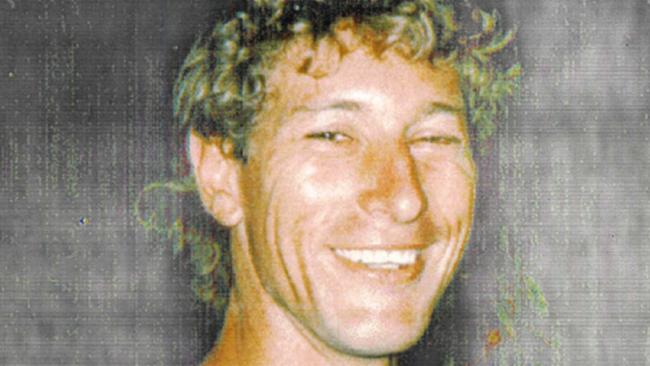 Greg Armstrong was last seen in Maryborough on the morning of May 7, 1997.