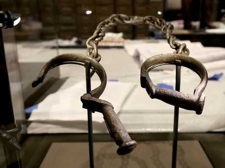 Slavery is more than shackles and a dark basement. Picture: Chip Somodevilla/Getty Images/AFP