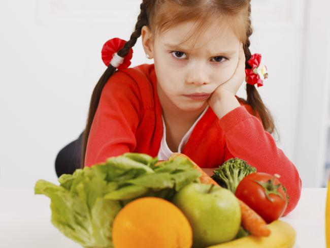 Kids hate vegetables more than ever.
