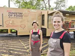 Jamie's Ministry of Food rolls into Toowoomba