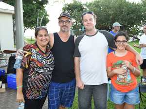 Bayside Transformations Recovery Walk - (L) Mandy and