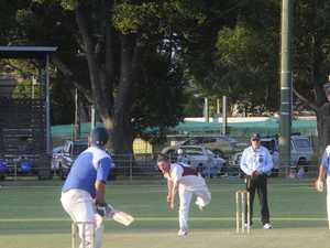 CRICKET: Ensbey lbw b Hackett