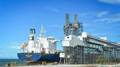 Chemical tanker Tintomara has been detained off the Queensland coast in Gladstone due to alleged labour breaches.