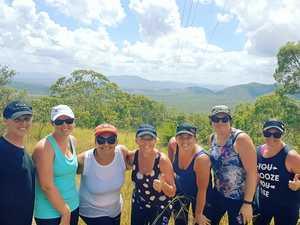 Eight of region's wildest women gearing up for big trek