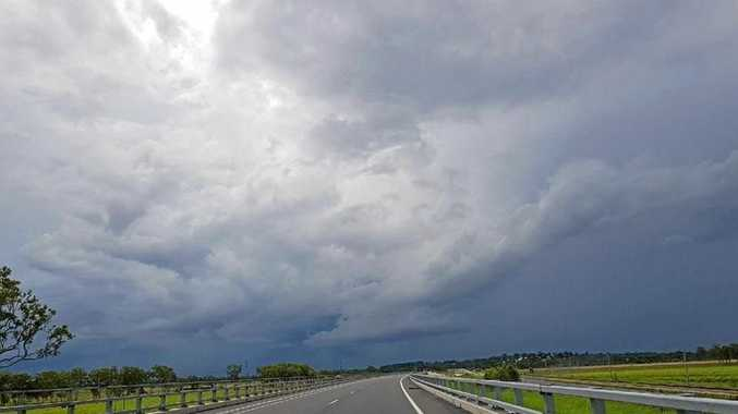 WEATHER WATCH: BoM predicts rain and storms to hang around