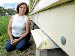 'Holy s**t, an earthquake': Home owner's insurance fight