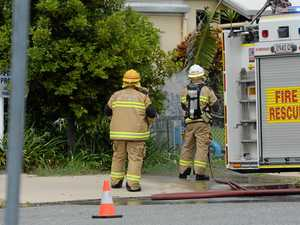 Emergency services called to gas leak in Rocky CBD