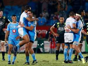Mitchell's Bulls shock Hurricanes at altitude