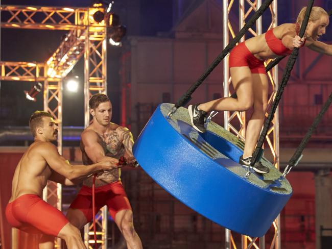 Don't worry, there are SOME shirtless contestants.