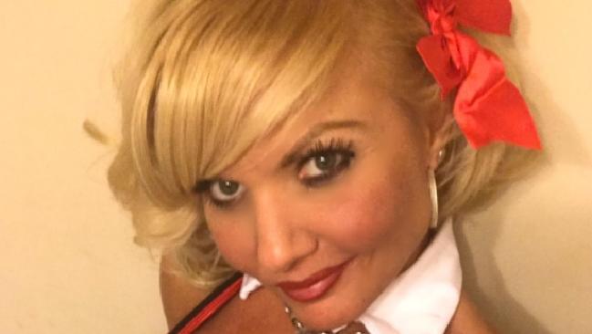 Kathleen Dawn West was murdered with an absinthe bottle. Picture: Twitter