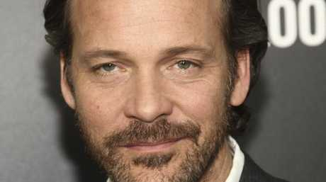 Peter Sarsgaard stars as CIA agent Martin Schmidt in the show. Picture: Andy Kropa/Invision/AP
