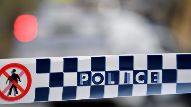 Police shot a man in a Brisbane suburb on Sunday morning.