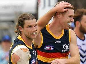 Gibbs makes early impression in Crows win
