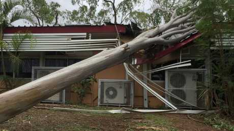 Storms are still expected in parts of Queensland. Source: Supplied.