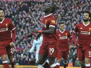 Rampant Liverpool smash West Ham