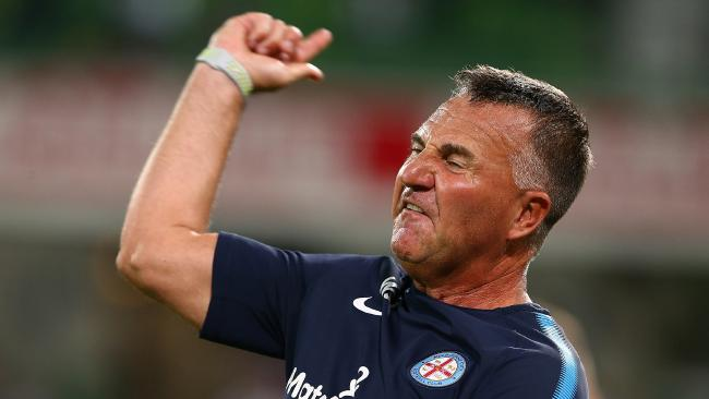 City coach Warren Joyce was far from happy with his side's performance.