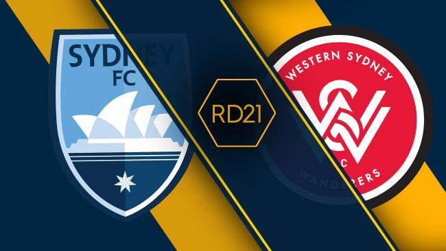Round 21: Sydney FC v Western Sydney Wanderers